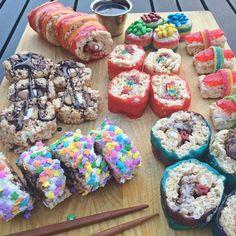 Rachel Dreams of Candy Sushi