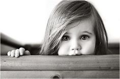 This little girl is so adorable