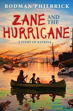 Caught up in all the chaos the followed Hurricane Katrina, will Zane ever get out of the hurricane nightmare he has found himself in and will he ever find out why his dad ran away? Review from @RandomlyReading