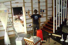 ANNE METTE: Sommerferieprojekt - en indbygget bogreol