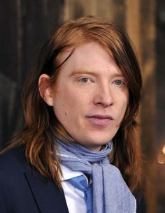 "Actor Domhnall Gleeson attends the premiere of ""True Grit"" at the Ziegfeld Theatre on December 14, 2010 in New York City. Description from zimbio.com. I searched for this on bing.com/images"