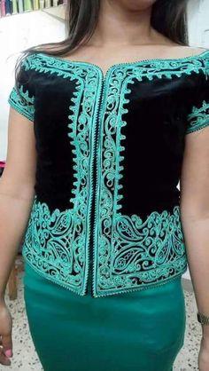 J'aime beaucoup c'est jolie #algeriantraditionaldresses #Algérie #الجزائر…