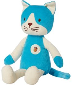 http://pusabase.com/blog/2014/09/02/greenpoint-brands-my-natural-my-first-cuddles-plush-cat/ - Baby toy review: Greenpoint Brands, My Natural, My First Cuddles, Plush Cat from Iherb.com
