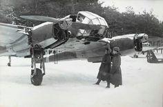 Focke-Wulf Fw 189A-1 Uhu (Eagle Owl)