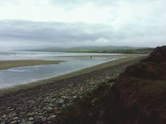 Overcast day in Ballyheigue