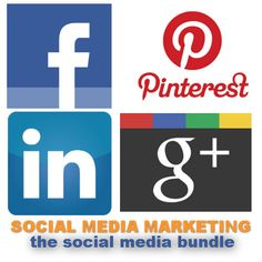 Key to Social Marketing with Pinterest, Facebook, Google+ and Linkedin!  http://www.socialcommercejedi.com/social-media-bundle
