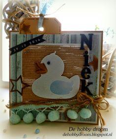 J Marianne Design, Baby Cards, Children, Handmade, Diy, Inspiration, Home Decor, Everything, Young Children