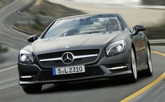 2013 Mercedes SL