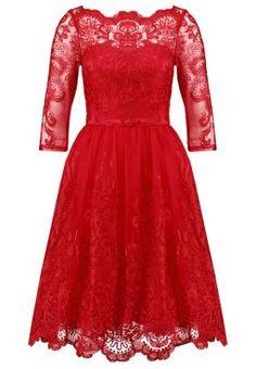 AVIANA - Sukienka koktajlowa - red