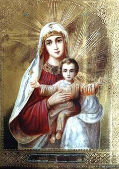 Armenian icon of the Mother of God