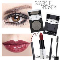 Sparkle Smokey make-up by Diego Dalla Palma #DiegoDallaPalma #makeup