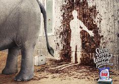 Total, #Elephant, #Publicité #WTF #LNDP