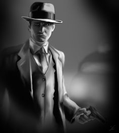 Cole Phelps by ArchXAngel20 on DeviantArt