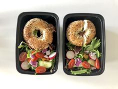 Healthy mindset as mom of 2 Bagel, Meal Planning, Meal Prep, Prepping, Bread, Meals, Healthy, Food, Meal