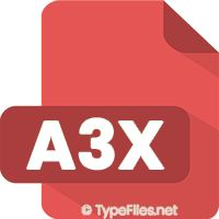 What is .A3X File Extension - An A3X file extension is a compiled script file used by Autolt v3. File Information A3X Files are compiled script file...