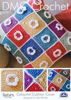 DMC Crochet Colourfu