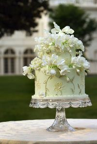 Ana Parzych Custom Cakes