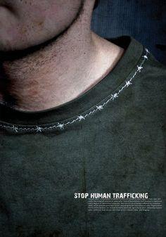 Stop Human Trafficking by Agnieszka Gronert