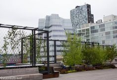 Favorite place in New York - the High Line