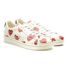 Converse x Comme des Garçons #Sneaker Love
