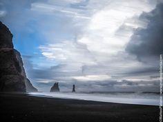 Reynisfjara beach, Vik, South Coast