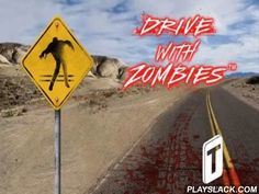 Drive With Zombies  Android Game - playslack.com , Drive with Zombies is the game that combines riding , injuring  and zombies! You are to race along the neglected  freeway occupied  with zombies ready to separate you to parts! You have to protect yourself by any means, including ammunitions. You can noise zombies that have leapt  onto your automobile against the regions of hindrances in the form of buses and descended  automobiles standing along the street. You will have appliance weapons…