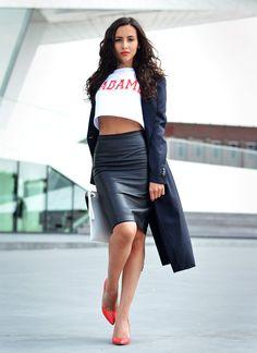 Outfit || Cropping Amsterdam Fashion Week « Formulafarah