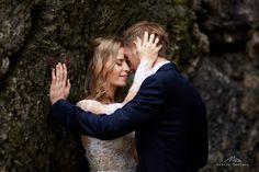 Piękny plener ślubny w stylu glamour od Marcin Drechna Fotografia
