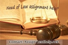 Are you still worried for law assignment help?