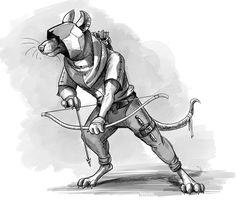 Stonefleck by Temiree on DeviantArt Zootopia, Character Art, Character Design, Cute Rats, Anthro Furry, Creature Concept, Disney Tattoos, Creature Design, Pretty Art