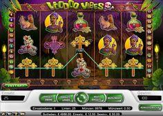 Voodoo Vibes im Test (Net Ent) - Casino Bonus Test