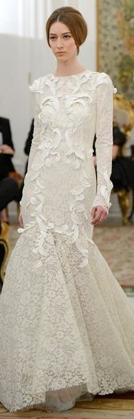 Dolce & Gabbana Alta Moda S/S 2013.