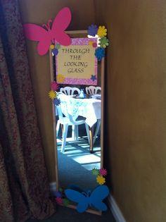 Lauren's Alice in Wonderland Tea Party Bridal Shower