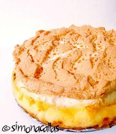 Prajitura cu mere fara blat Apple Custard, Meringue Desserts, Romanian Food, Sweet Memories, Pavlova, Cake Recipes, Deserts, Ice Cream, Sweets