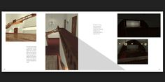 Architecture Book Layout - Graphic Design