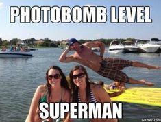 Photobomb Level