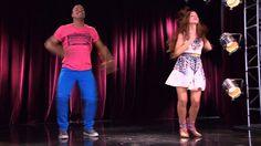 Violetta: Cami y Broduey bailan ¨Juntos somos más¨ (Ep 70 Temp 2)
