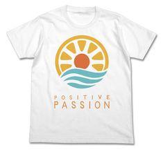 ポジティブパッションTシャツ
