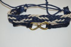 These Infinity bracelets are great for everyday wear, as well as for gift giving!This bracelet is perfect as a simple and stylish accessory, with a Infinity Bracelets, Trending Outfits, Stylish, Simple, Unique Jewelry, Handmade Gifts, How To Wear, Accessories, Etsy