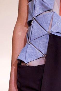 KoloDIY: Высокая мода: пэчворк из старых джинсов