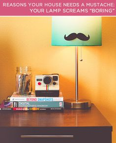 BrightNest | 2X4: Four Reasons Your House Needs a Mustache