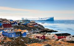 How Climate Change is Transforming Food Culture in Greenland | Travel + Leisure