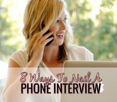 Phone interviews are often a precursor to determining which candidates should be invited for an in-office interview. Here is how to nail your next phone. Teaching Job Interview, Job Interview Tips, Interview Preparation, Teaching Jobs, Interview Questions, Video Games For Kids, Kids Videos, Telephone Interview, Job Hunting Tips