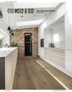 Interior Decorating, Interior Design, New Kitchen, Architecture, Sweet Home, New Homes, Bathtub, Indoor, House Design