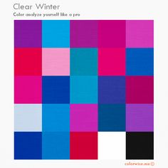 Clear Winter