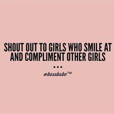 nice girls.