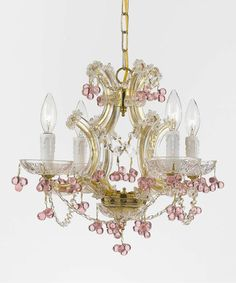Take a look at this Hailey Chandelier by Crystorama on #zulily today!