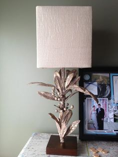 DIY Anthro Lamp Knoc