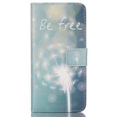 Etui iPhone 6 Plus / 6s Plus Pissenlit Be Free