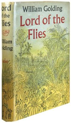 The theme of hostility in the novel lord of the flies by william golding